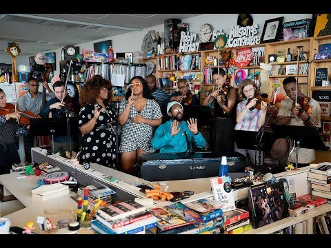 PJ Morton: NPR Music Tiny Desk Concert