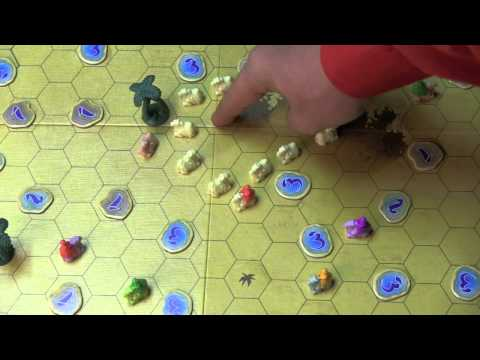 Through The Desert Review - With Tom Vasel