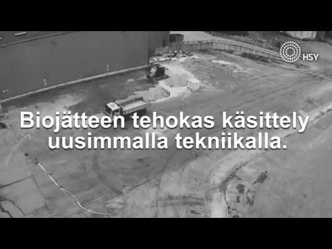 biojätteen käsittely suomessa