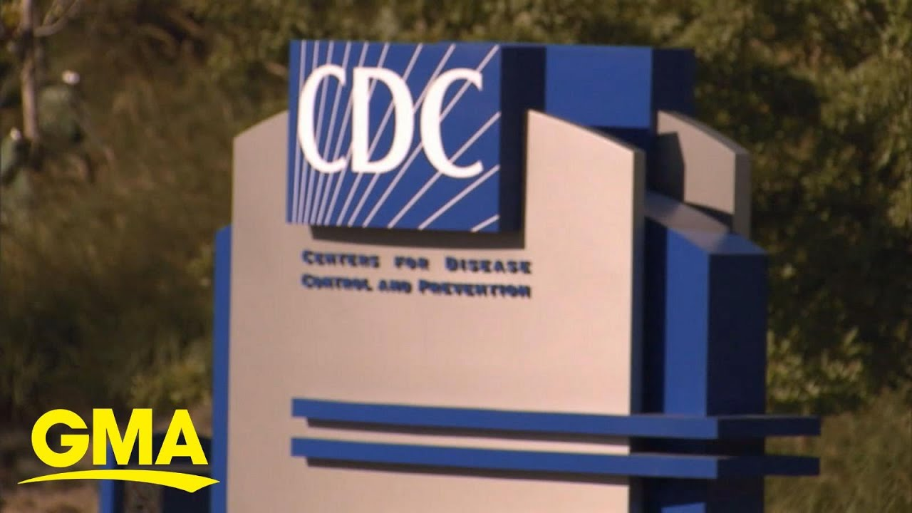 Download New CDC report shows 'troubling data' on hospitalizations of teens l GMA