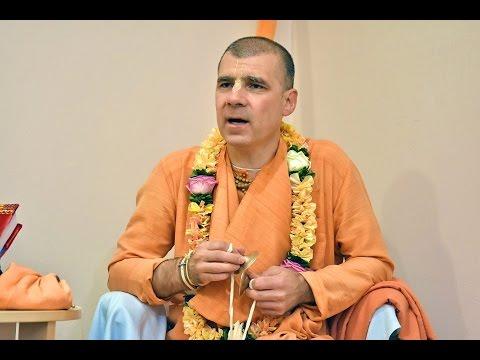 Шримад Бхагаватам 1.15.22-23 - Бхакти Расаяна Сагара Свами