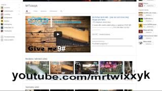 Nový Channel MrTwixxyk