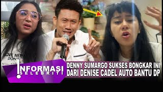 GEMPARR!! Denny Sumargo Berhasil Total Bantu Dewi Perssik & Uya Kuya Libazz Denise Cadel Begini