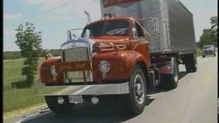 2 Stick B61 Mack with Fruehauf trailer
