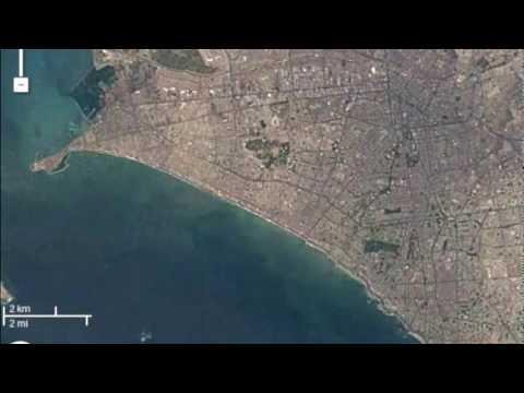 Peru News: Google Timelapse: Get nostalgic about Lima