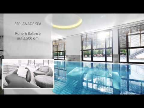 Hotelvideo Hotel Esplanade Resort & Spa Bad Saarow-Pieskow - Kurzurlaub.de