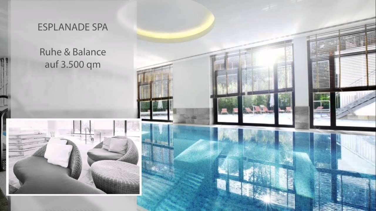 Hotelvideo hotel esplanade resort & spa bad saarow pieskow ...