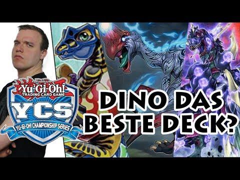 Yu-Gi-Oh! Ist Dino das beste Deck für YCS Bochum? - Replaychaos