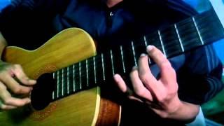 buoc chan le loi - guitar solo