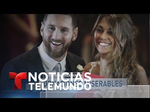 Noticias Telemundo, 4 de agosto de 2017 | Noticiero | Noticias Telemundo