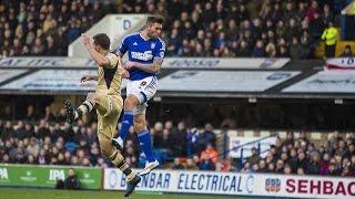 HIGHLIGHTS: Town 4-1 Leeds