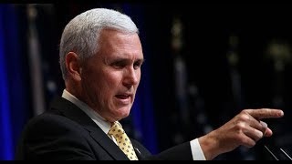 LIVE: Vice President Mike Pence's remarks on Barcelona Spain Breaking News thumbnail