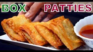 CHICKEN BOX PATTIES (RAMZAN SPECIAL) RECIPE BY (COOK WITH MERYEM)