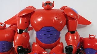 DISNEY BIG HERO 6 MOVIE DELUXE FLYING BAYMAX 18 INCH WINGSPAN