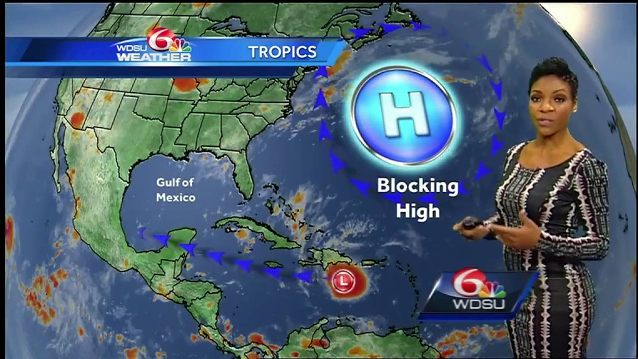 Tropics Update 8/1: Tropical wave in Caribbean Sea is more organized
