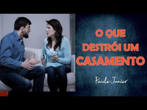 O Que Destrói um Casamento - Paulo Junior (LEGENDADO) #1