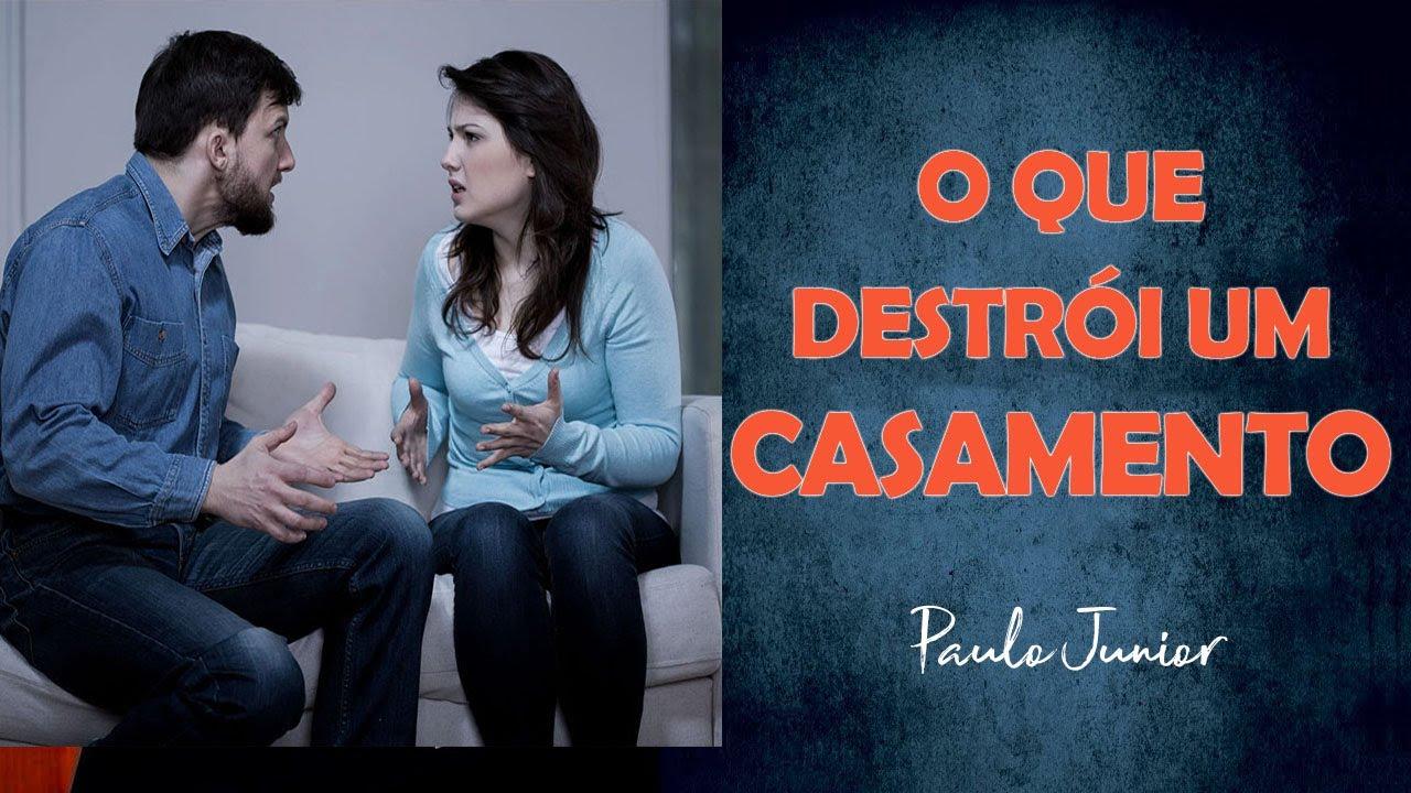 O Que Destroi Um Casamento Paulo Junior Legendado Youtube
