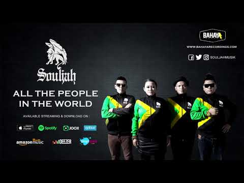 SOULJAH - All The People In The World (Official Audio)