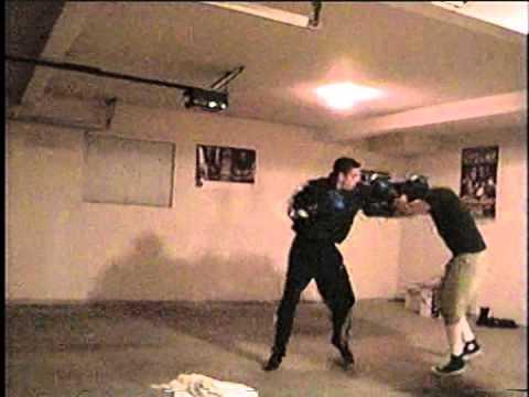 Fresno Garage Boxing