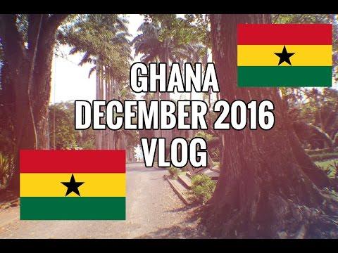 Ghana December 2016 Vlog!!
