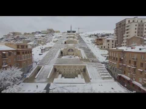 Winter in Yerevan, Зима в Ереване