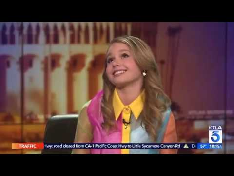 Disney Channel Star Ruby Rose Turner on her Show & New Purse Line