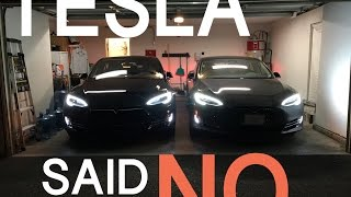 What happens, When TESLA Says NO