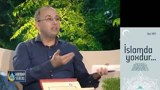 İslamda Yoktur Kitabı Hakkında Elşad Miri