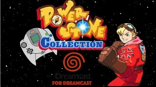 Power Stone Collection for Sega dreamcast ! (Extra Video)