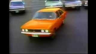 1971 Plymouth Cricket USA Commercial aka Hillman Avenger Dodge 1500 Argentina