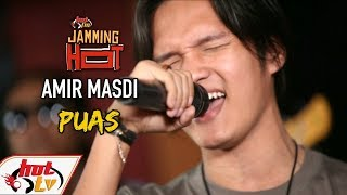 AMIR MASDI - PUAS ( LIVE ) JAMMING HOT