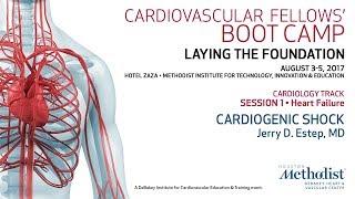Cardiogenic Shock (Jerry D. Estep, MD)