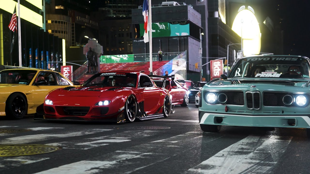 Download 7's Day 2020: JDM Legends Take Over New York City | HALCYON (4K)