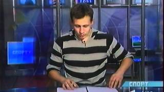 Днепропетровские новости спорта от 05.04.12. 11 канал