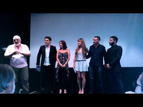 Presentación del Teaser de la película Delirium basada en la novela publicada por Ediciones Atlantis