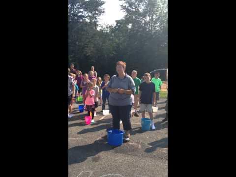 Lurgan Elementary School ALS Ice Bucket Challenge