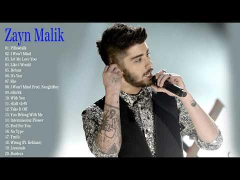 The Very Best Of  Zayn Malik 2017 (Full Album)