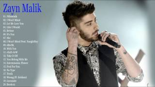 The Very Best of  Zayn Malik 2017 (Full Album)
