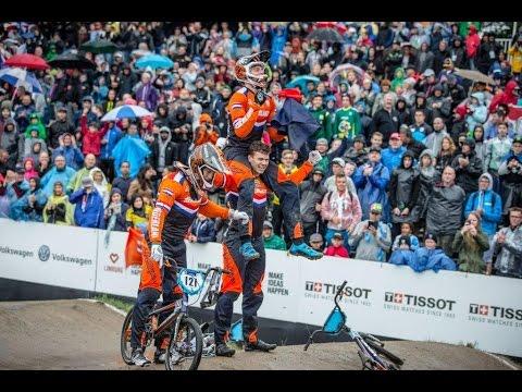 Men's Elite World Champion - 2015 UCI BMX WCHs Heusden - Zolder