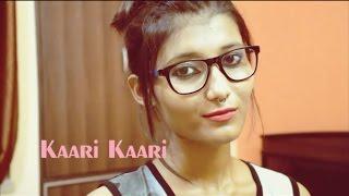 Kaari Kaari PINK Qurat Ul Ain Balouch Cover by Ankita Sarkar