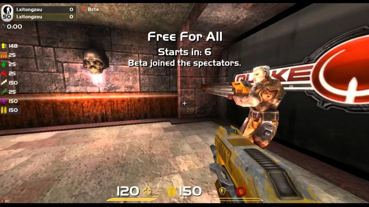 Let's play Quake Live (2010)!