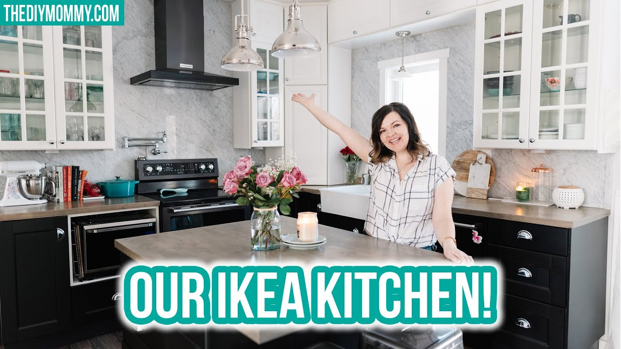 DIY IKEA KITCHEN REVIEW 8 YEARS LATER!
