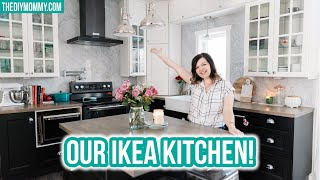 DIY IKEA KITCHEN REVIEW 7 YEAR…