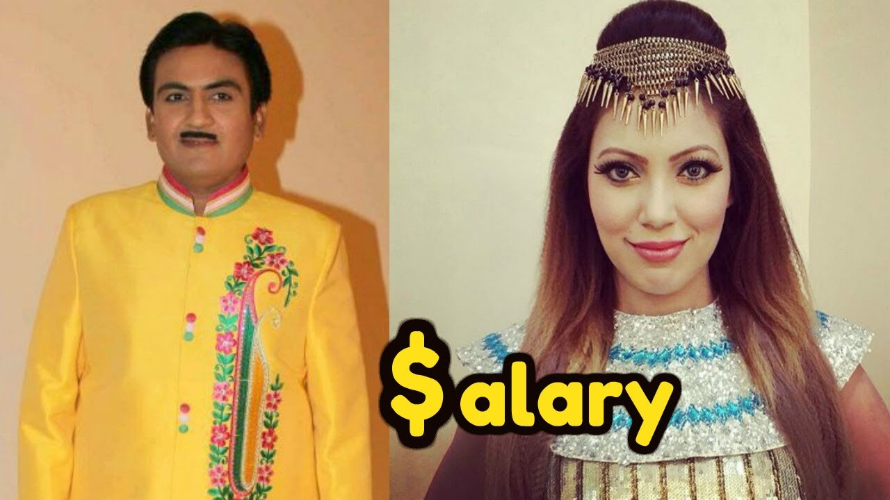 Salary of Actors of Taarak Mehta Ka Ooltah Chashmah 2244 12
