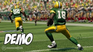 Madden NFL 25 - DEMO - PS3