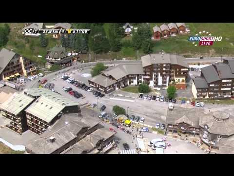 Tour France 15 - Etapa 17 - Digne les Bains - Pra Loup