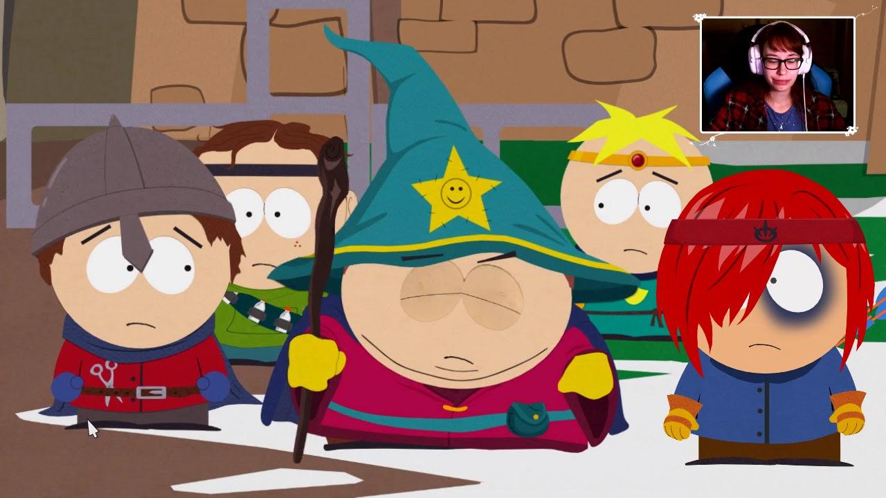 """[Archiwum] Live – South Park: Kijek Prawdy! (1) – [2/2] – """"Mleczarz i Hasselhoff"""" 18+"""