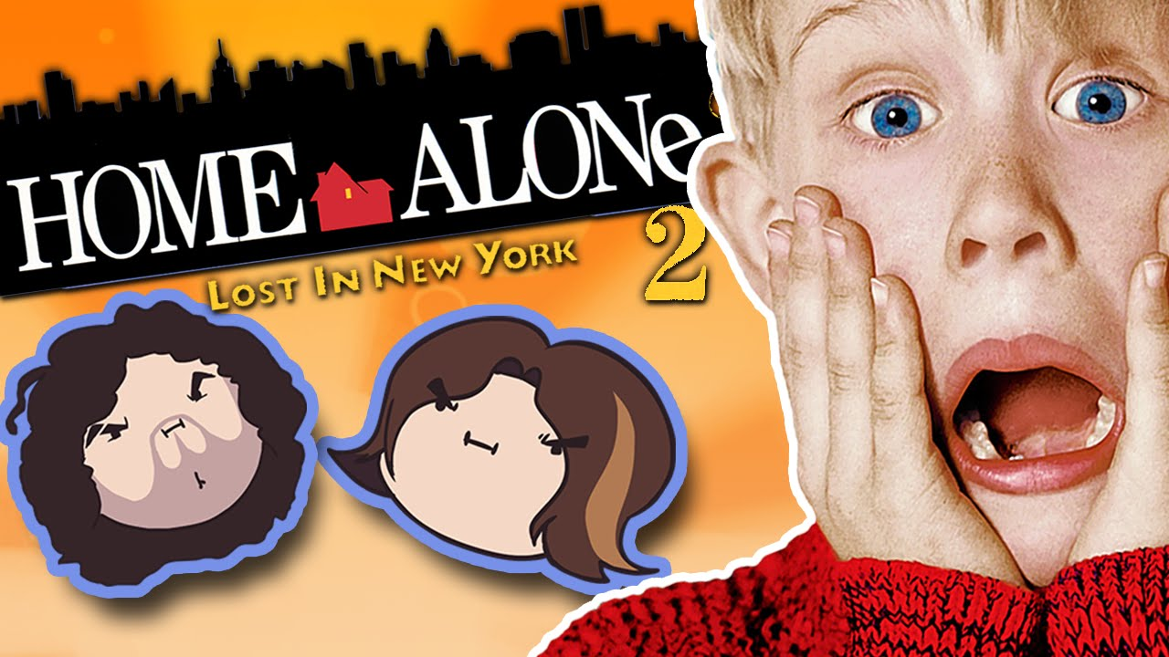 Download Home Alone 2: Lost in New York - Game Grumps