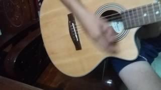 Gọi em cover ghita Ân Quảng Ngãi