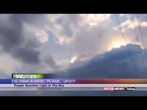 UFO? HAARP? Take A Look At This Very Interesting Phenomena. WCCB
